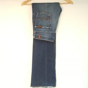 28 Seven for all Mankind 7 Jeans Boot Cut 6L